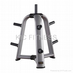Free Weight Strength Equipment Disk Rack (T35 )
