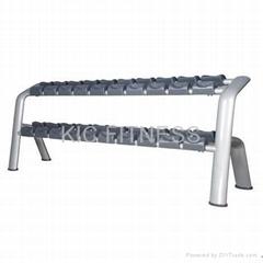 Professional Fitness Equipment Dumbbell Rack (T36)