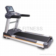 CE Certificated Commercial Treadmill with Touch Screen (K-800T)