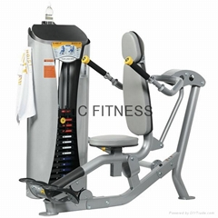 CE Certificated Hoist Fitness Equipment Seated Dip (R1-01)