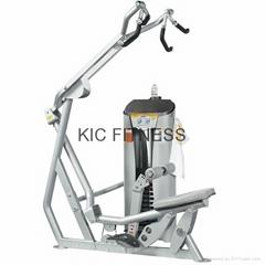 Hot Sales Hoist Fitness Equipment Lat Pulldown (R1-03)