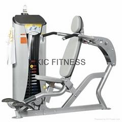 CE Certificated Hoist Fitness Machine Shoulder Press (R1-09)
