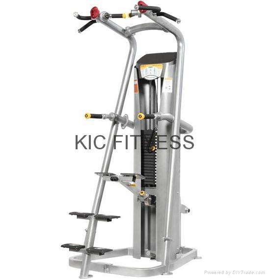 CE Certificated Hoist Sports Equipment Chin Dip Assist (R1-17)