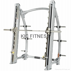 Hoist Fitness Machine with 7 Degree Smith (R1-19)