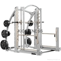 Hoist Exercise Machine Dual Action Smith