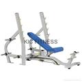 Hoist Strength Machine 3 Way Olympic