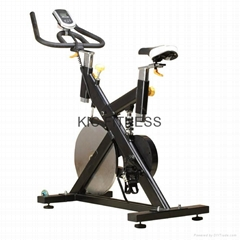 2015 Newest Commercial Spinning Bike with Belt Driving System  (K-6516)