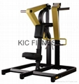CE Certificated Gym Equipment Low Row