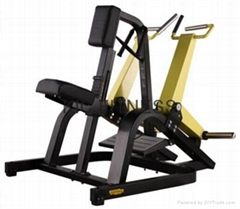 CE Certificated Fitness Machine Incline Level Row (M06)