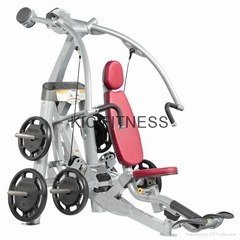 Plate Loaded Fitness Equipment