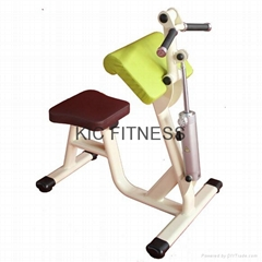 Hydraulic Circuit Training Equipment / Biceps Curl & Tricpes Extension (H02)