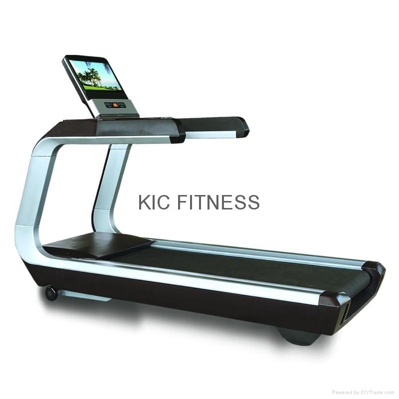 Landice Treadmill India: 2017 Newest Commercial Treadmill (K-600)