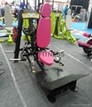 Hoist / Plate Loaded Gym Equipment / Incline Chest Press (R2-06) 2