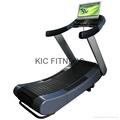 21.5′′ Display Woodway Self-Generating Curve Treadmill (K22) 1