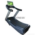 21.5′′ Display Woodway Self-Generating Curve Treadmill (K22) 3