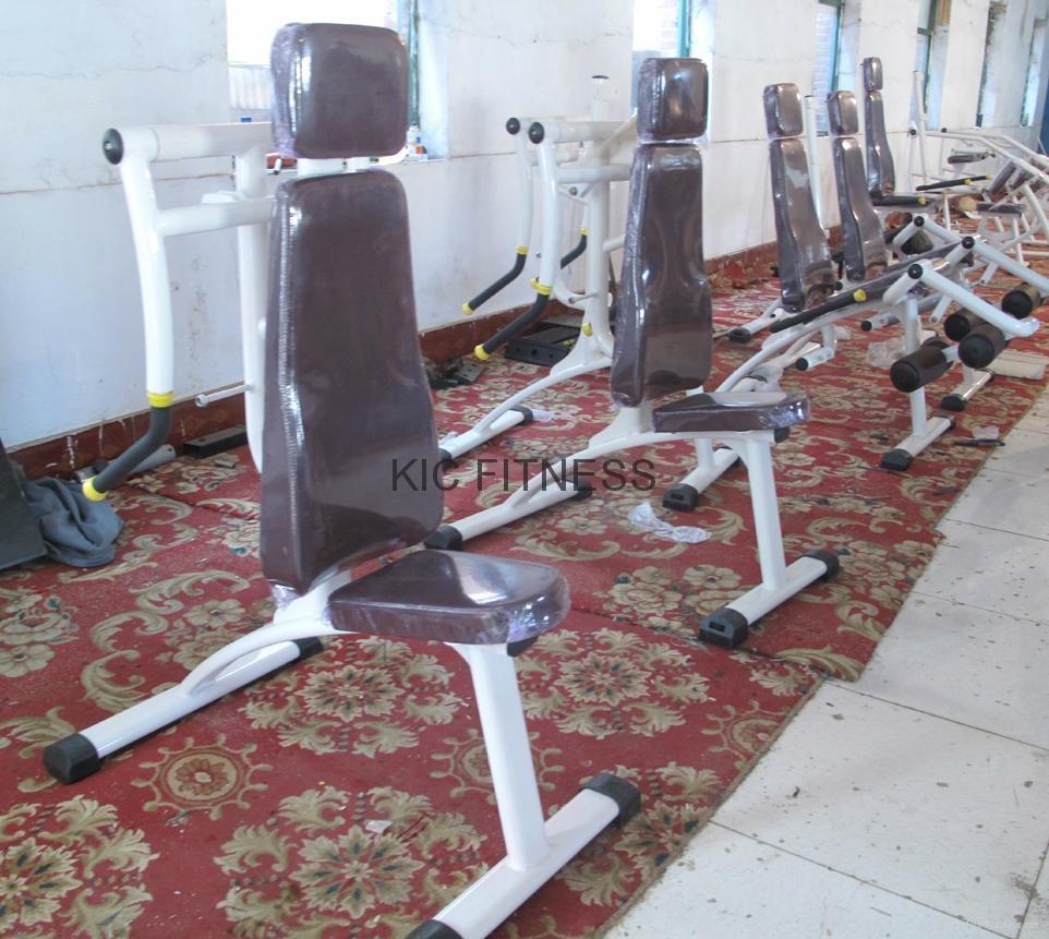 Hydraulic Circuit Training Equipment Chest Press & Row (H03) 3