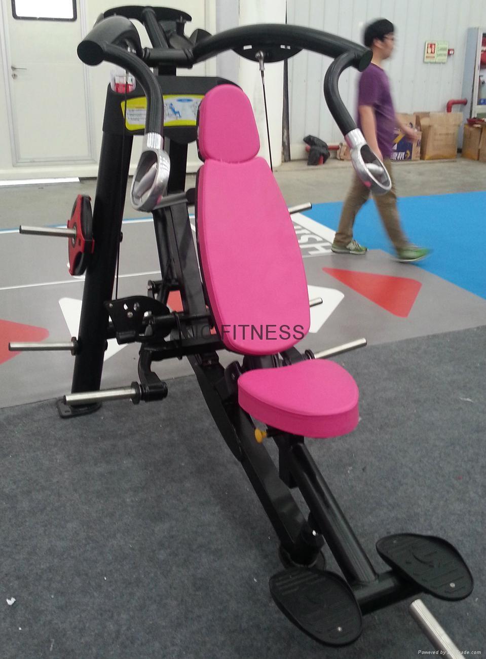 hoist weight machine