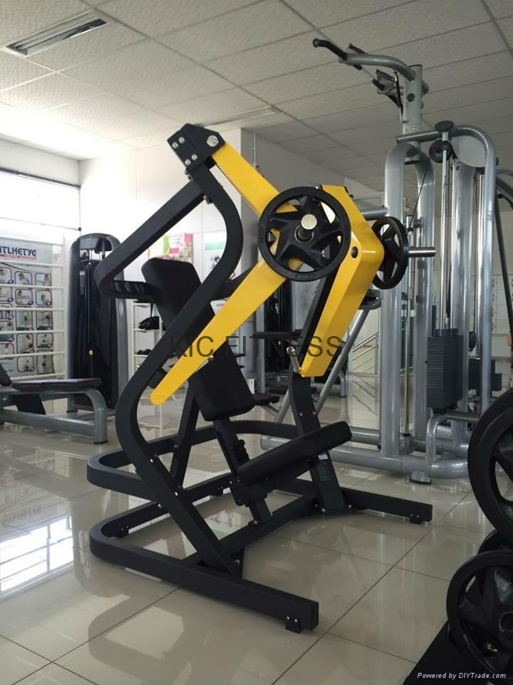 Ce certificated gym equipment low row m05 kic fitness for Cost of building a gym