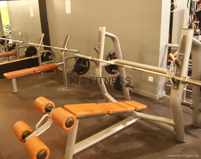 Indoor Fitness Equipment