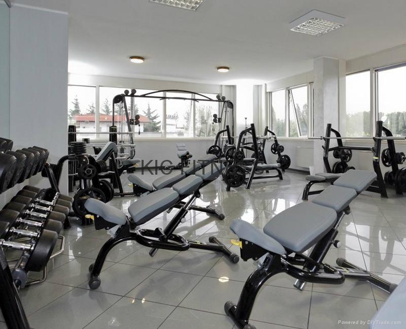 Technogym Gym Equipment