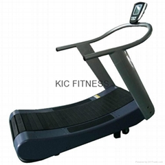 CE Certificated Woodway Self Generating Curve Treadmill (K01)