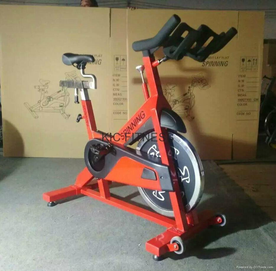 2015 Newest Star Trac Spin Bike (K-6026N) 4