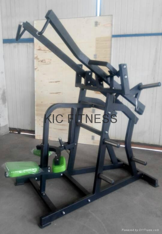 Hammer Strength Iso-Lateral Bench Press (F1-1001) 4