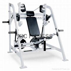 Hot Sales Fitness Equipment Hammer Strength Pullover (F1-1017)