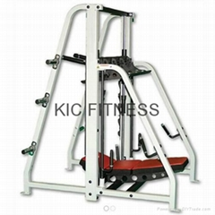 CE Approved Rogers Athletic Pro Vertical Leg Press (F1-3033A)