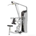 Hoist Fitness Equipment Lat Pulldown &