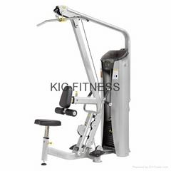 Hoist Fitness Equipment Lat Pulldown & Mid Row (R1-03A)