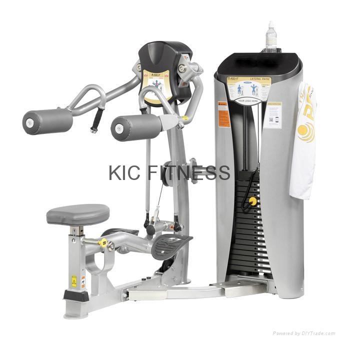 Used Hoist Gym: Hoist Gym Equipment Lateral Raise (R1-09A)