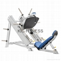 Hoist Fitness Machine Angled Linear Leg