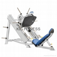Hoist Fitness Machine Angled Linear Leg Press (R1-21A)