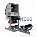 Hoist plate loaded gym equipment abdominals r2 10 kic for Solo fitness gym