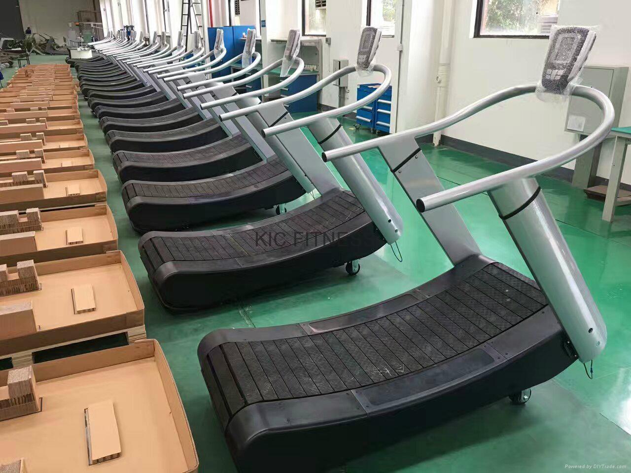 Woodway Treadmill
