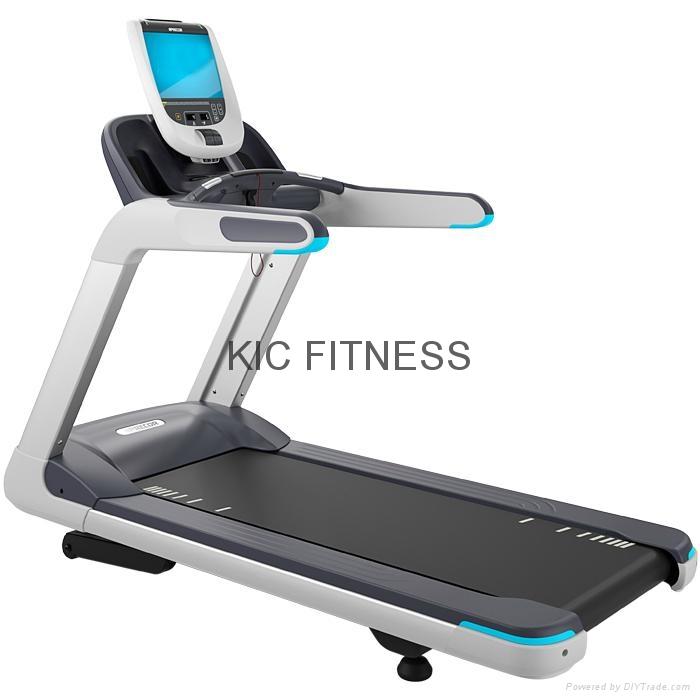 2017 Precor Commercial Treadmill TRM 885 (K-700) 1
