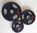 Top Quality Lifefitness PU Weight Plate