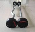 Hot Sales Lifefitness PU Barbell