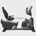 CE Approved Commercial Recumbent Bike