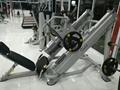 Hoist Fitness Machine Angled Linear Leg Press (R1-21A) 2