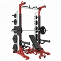 Fitness Equipment Hammer Strength Half