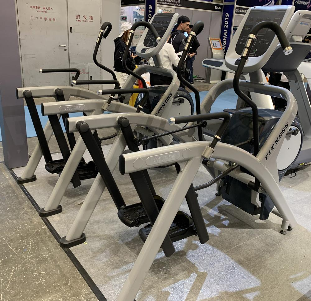 2019 Latest Cardio Machine Cybex Arc Trainer (K-906A)  3