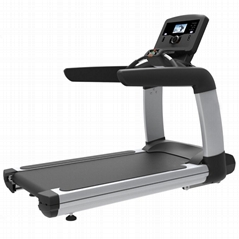 CE Approved Lifefitness Commercial Treadmill with Touch Screen (K-9500S)