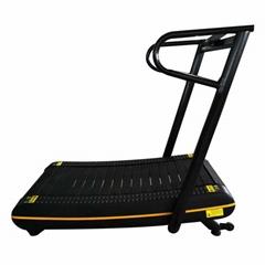 2020 Popular Self Powered Home Curve Treadmill (K01-A)
