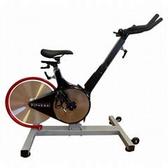 Excellent Keiser Commercial Spinning Bike with 3.2KG Aluminium Rear Flywheel