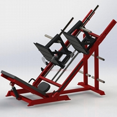Top Quality Watson Fitness Equipment Ultimate Leg Press  (F1-1030A) (Hot Product - 1*)