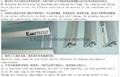 刺繡機械新概念鋁合金布夾子 5