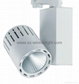 track lighting led COB sharp 45w 3 phase