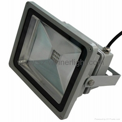 10W Waterproof LED floodlight high power flood led light AC100-240V